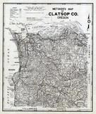 Clatsop County 1980 to 1996 Tracing, Clatsop County 1980 to 1996